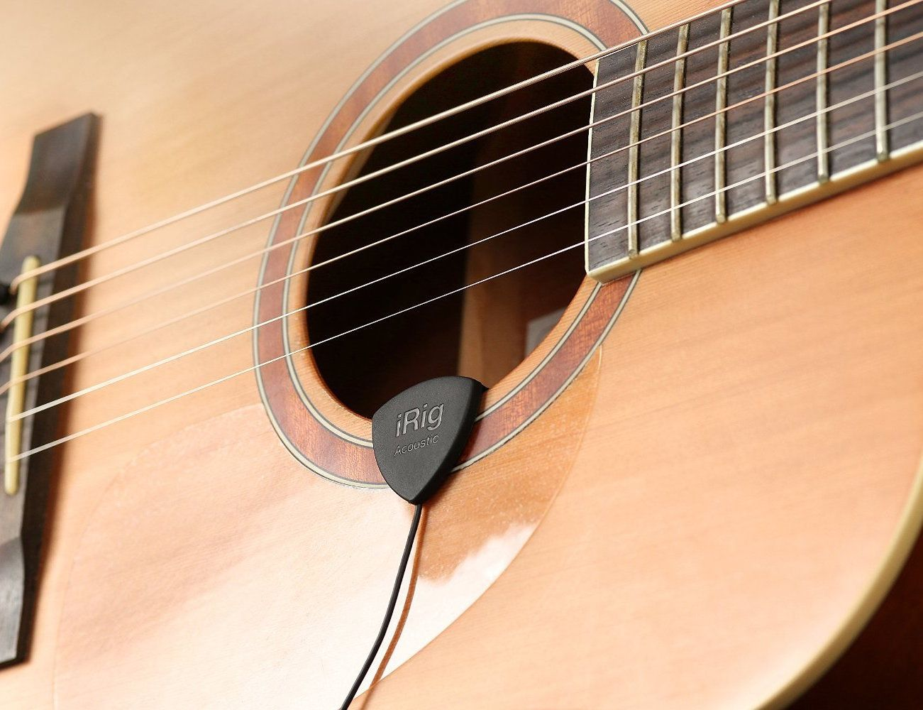 Irig Acoustic Guitar Microphone Acoustic Instrument Acoustic Guitar Guitar