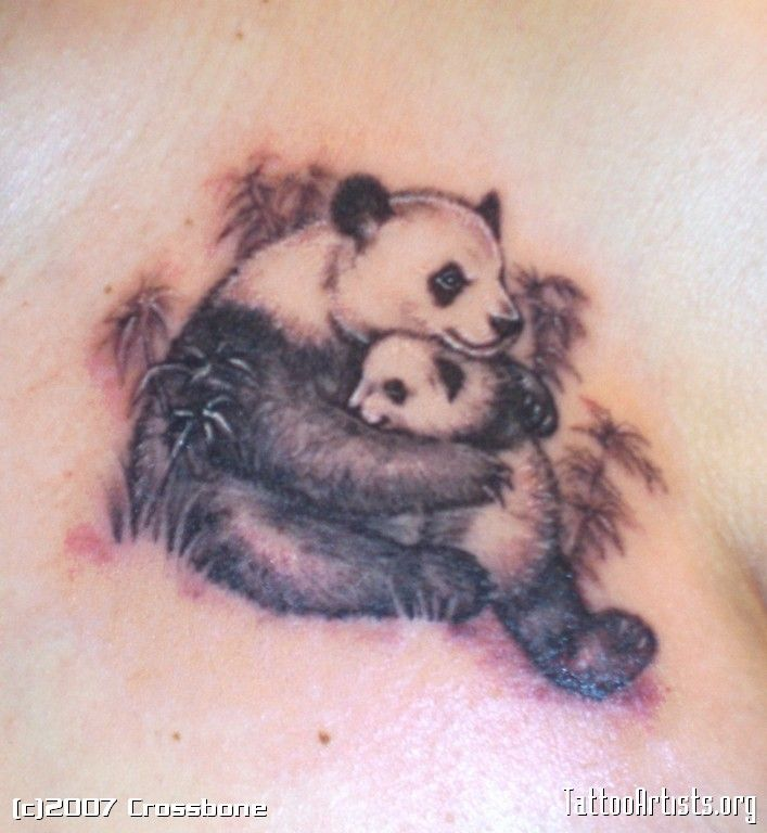 Google image result for for Baby panda tattoo