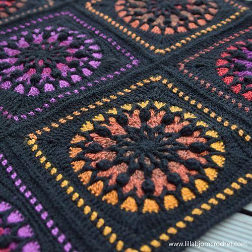 Stained Glass Lantern pattern by Tatsiana Kupryianchyk | Crochet ...