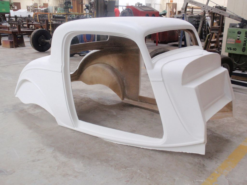 1934 Ford 3 Window Coupe Unassembled Spirit Cars Coupe Ford Classic Cars