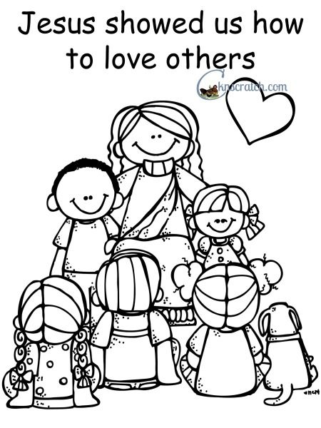 Best Love One Another Coloring Page Images Coloring Page Design