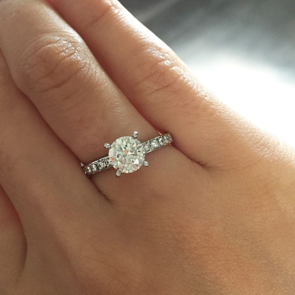 Diamond Rings Less Than 10000 Rings Engagement Rings Diamond Rings