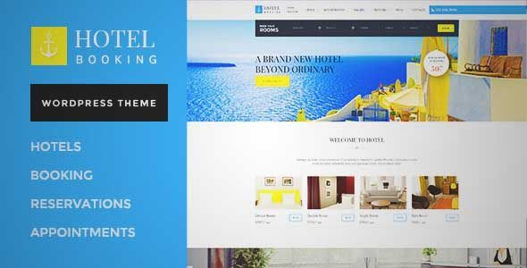 Download And Review Of Hotel Booking Wordpress Theme For Hotels One Of The Best Themeforest Retail Themes Responsive Template 404 Page