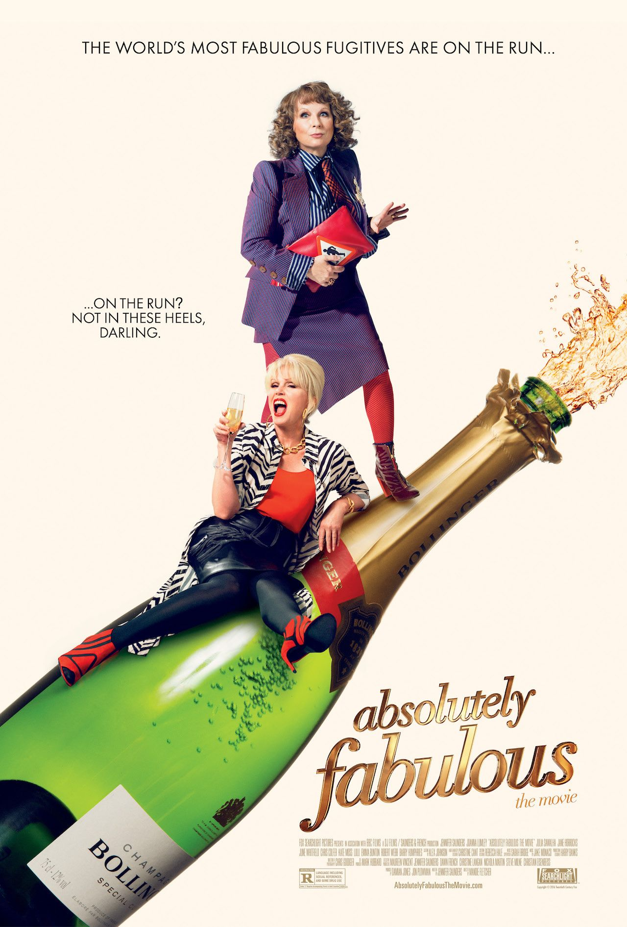 Absolutely Fabulous The Movie Absolutely Fabulous Ab Fab Ab