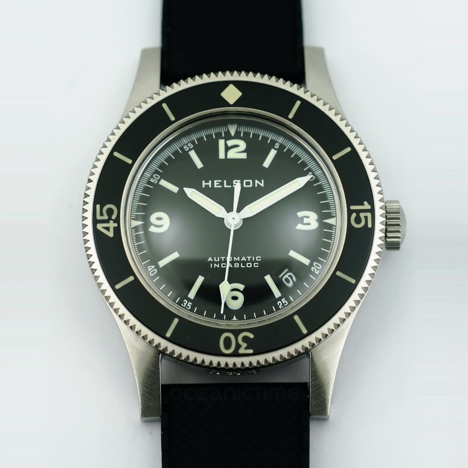 HELSON Skindiver '100 Fathoms' Helson watch, Fifty