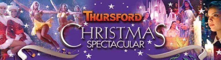 Thursford Christmas Spectacular x 3 tickets £9000 (0 Bids) End