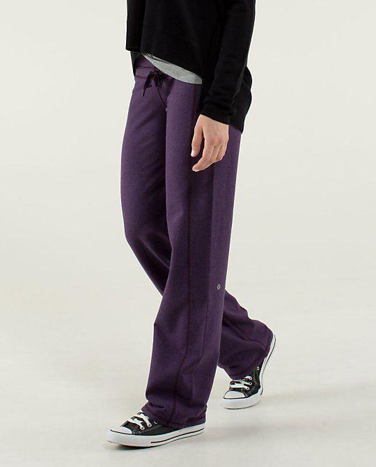 cdf91d45cb Lululemon Calm & Cozy Pant | Crossfit <3 | Workout wear, Athletic ...