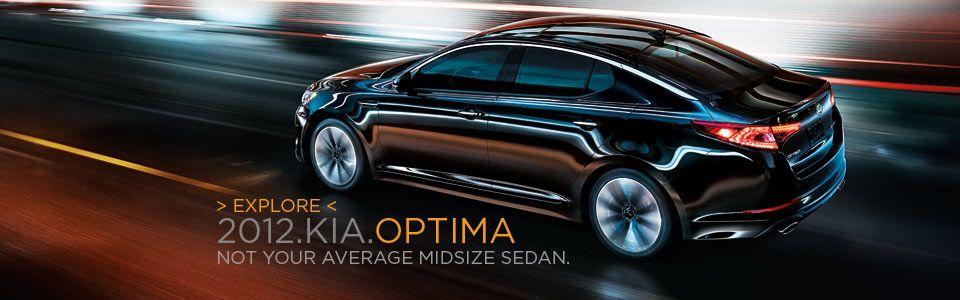 Kia Optima ..... My dream car I'll have someday soon!!!!