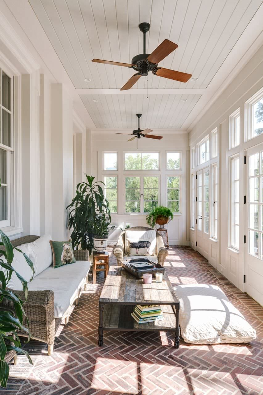 11 Ways to Upgrade Your Home With French Doors  Sunroom designs