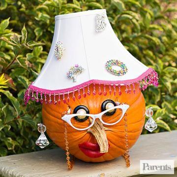 Pretty, No-Carve Pumpkins Pumpkin ideas, Pumpkin carving and - funny halloween decorating ideas