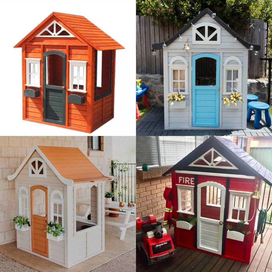 20 of the coolest Kmart hacks EVER! Kids cubby houses