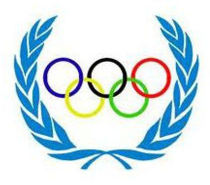First Olympic Games Symbol Logo of the olympics, | The Olympic ...