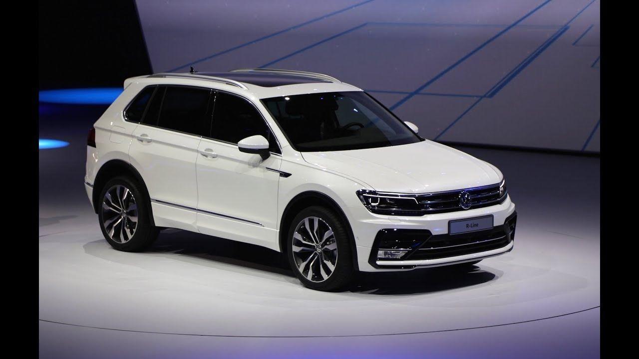 2019 Volkswagen Suv Release Date Price And Review Tiguan R Line Tiguan R Volkswagen