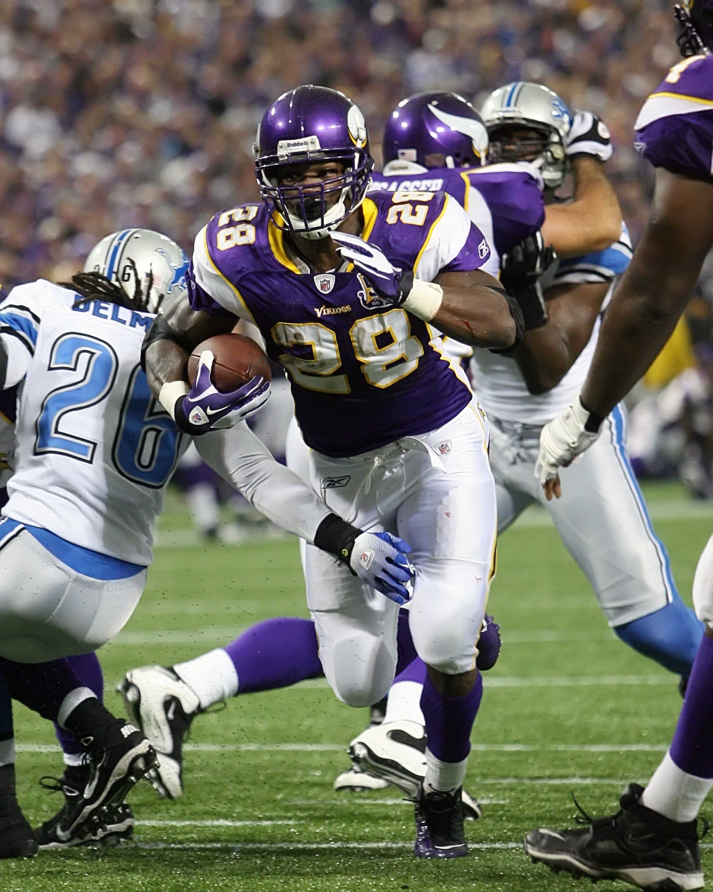 Adrian peterson adrian petersons 2097 rushing yards