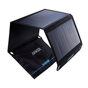 Amazon.com: Anker 21W 2-Port USB Universal PowerPort Solar Charger: Cell Phones & Accessories