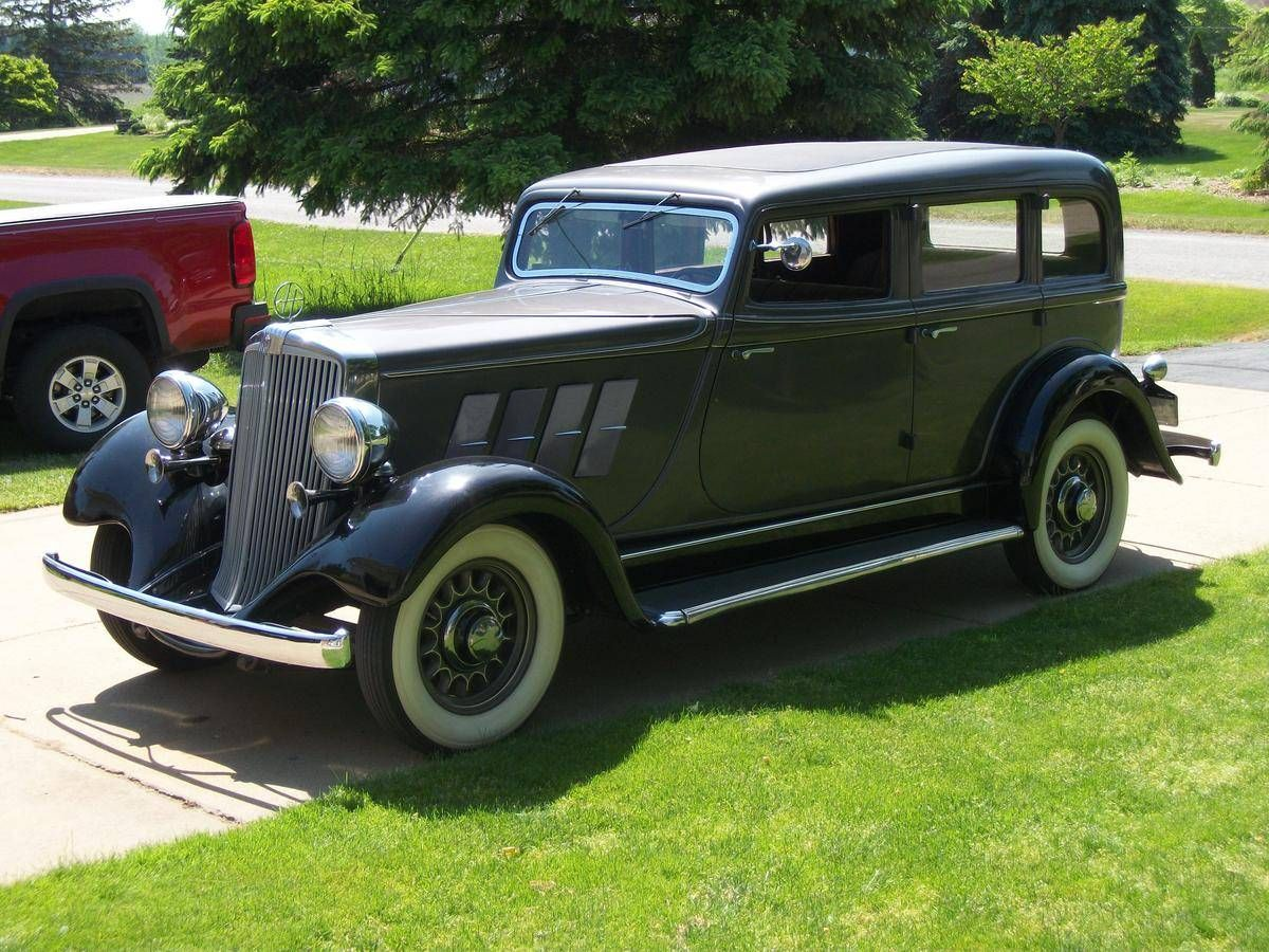 1933 Hupmobile K 321 Classic Cars Usa Cars Usa Cars For Sale