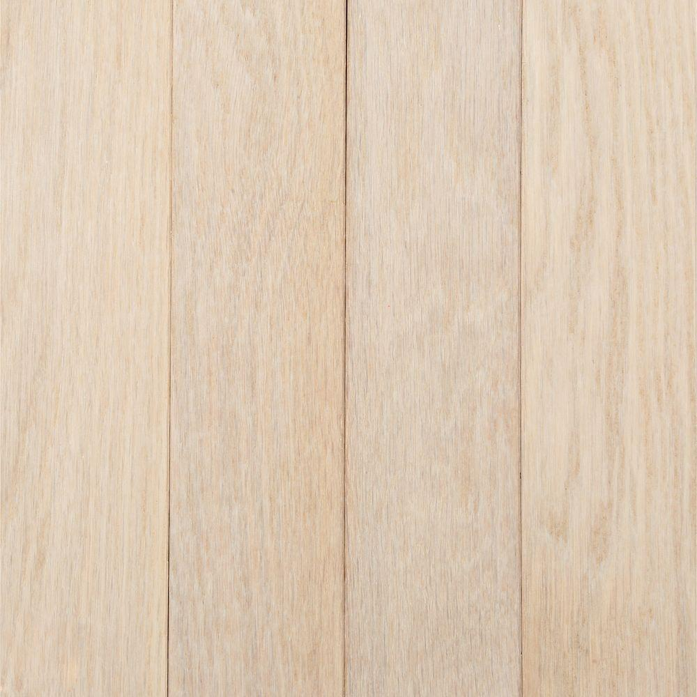 Bruce American Originals Sugar White Oak 3 4 In X 2 1 4 In X Varying L Solid Hardwood Flooring 20 Sq Ft Case Shd2500 The Home Depot In 2020 White Oak Hardwood Floors