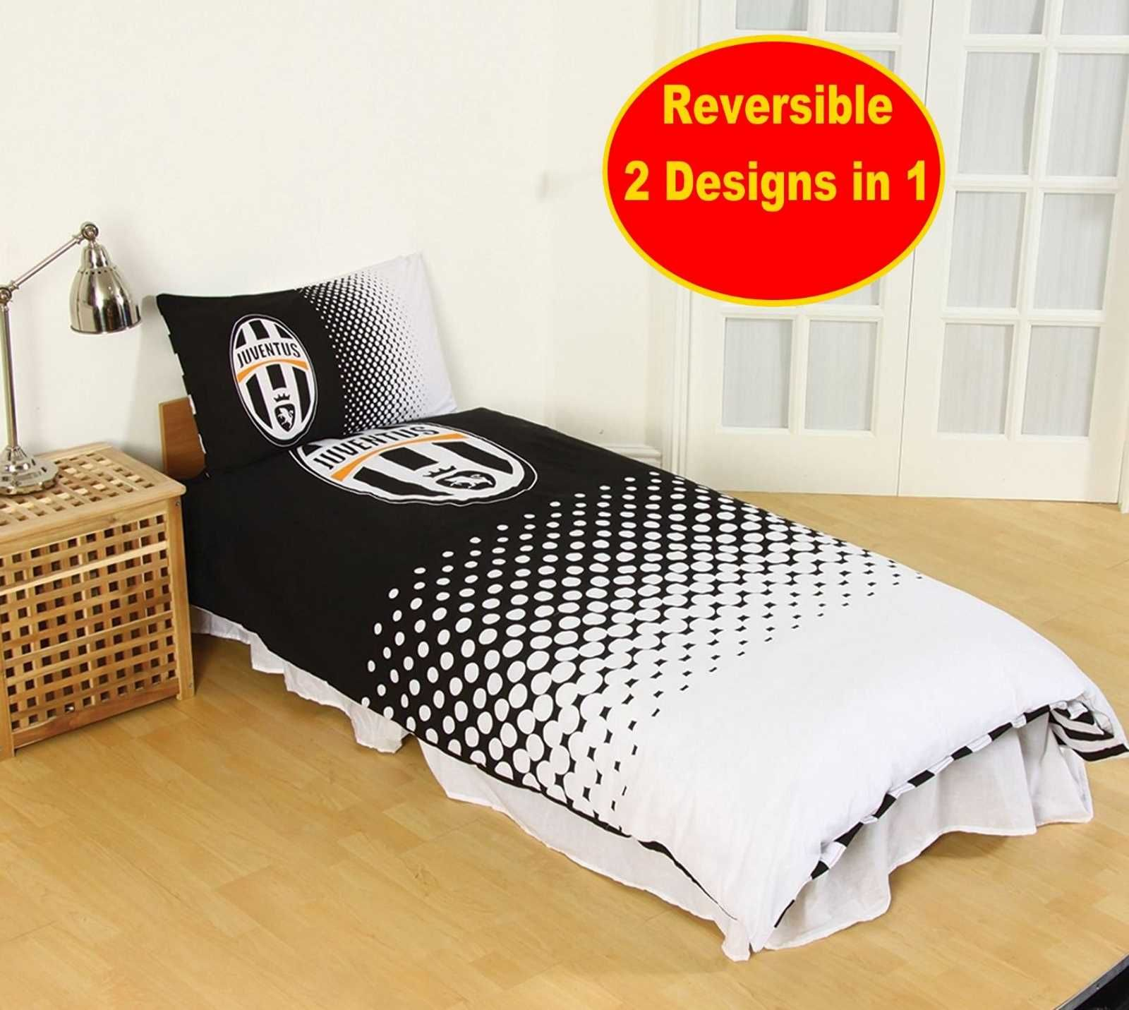 Juventus Fade Single Duvet 2 Single Duvet Duvet Covers Twin Duvet Covers