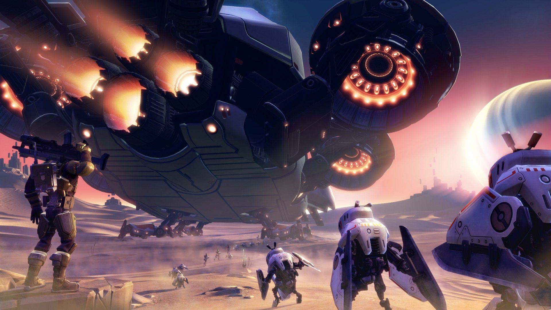 Battleborn, 2015, Game, Fps, MOBA, Sci-fi, Space, Shooter