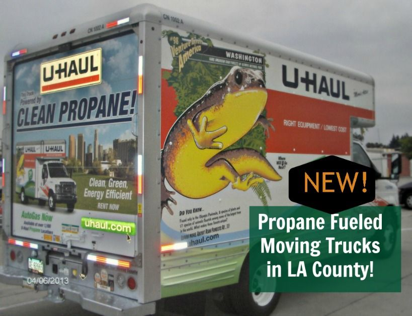 Propane Autogas An Alternative Moving Day Fuel Moving