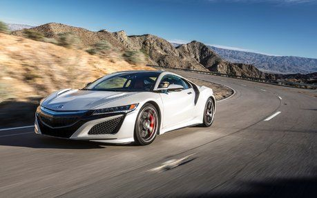 2017 Acura Nsx Tests News Photos Videos And Wallpapers The Car Guide
