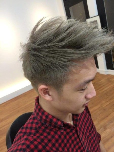 10 Top Hair Colour Trends You Cannot Miss In Singapore For 2015 Grey Hair Color Ash Grey Hair Ash Gray Hair Color