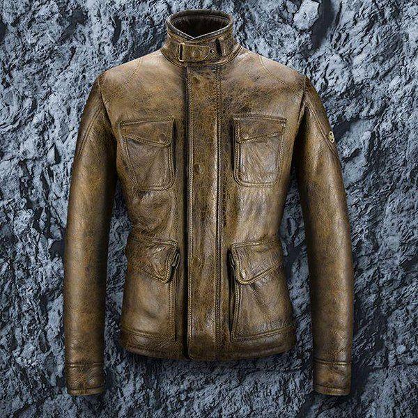 Osbourne Leather Zip   Womens Leather Motorcycle Jacket