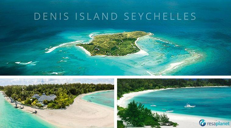 Denis Island, une magnifique île privée de l'archipel des Seychelles dans l'Océan Indien.