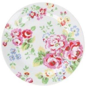 Cath Kidston - Spray Flowers - Set of 4 Side Plates - Polyvore  sc 1 st  Pinterest & Cath Kidston - Spray Flowers - Set of 4 Side Plates - Polyvore ...