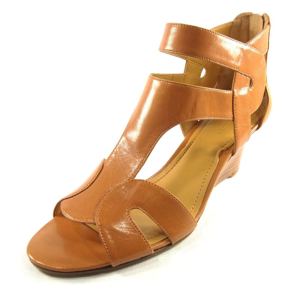 Nine West Women's Sandals *NWB* Ramp Up Natural Leather