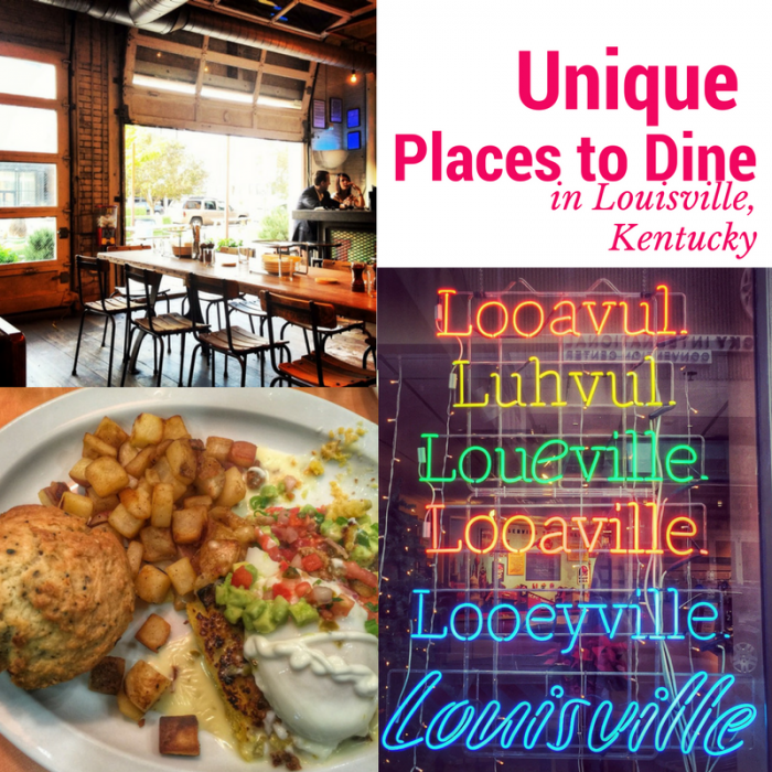 Unique Places To Dine In Louisville Kentucky Adventure Mom Louisville Kentucky Restaurants Louisville Restaurants Louisville Kentucky