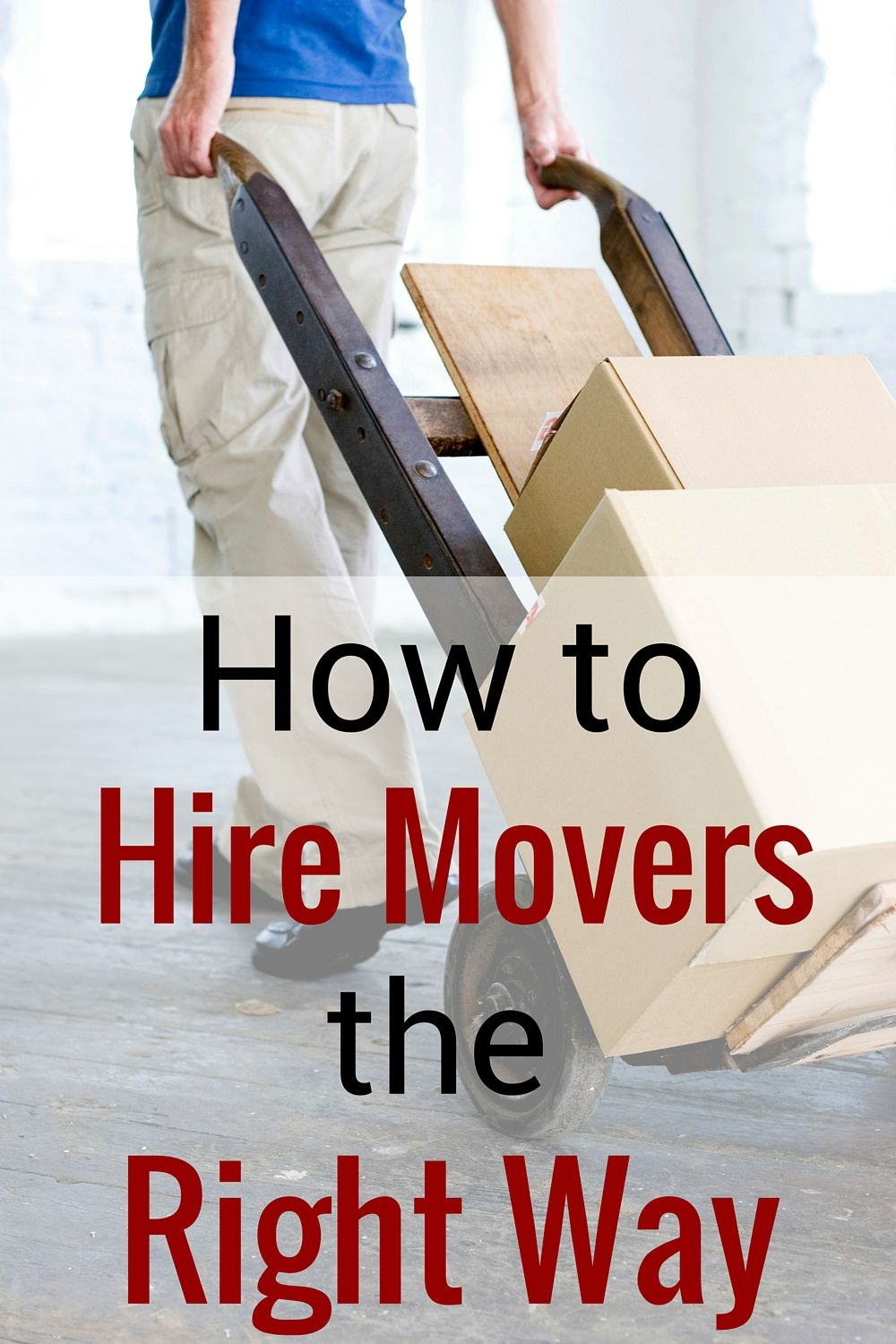 Don't get ripped off like I did! Learn how to get a moving quote, questions to ask before you hire a moving company, and red flags to watch for.