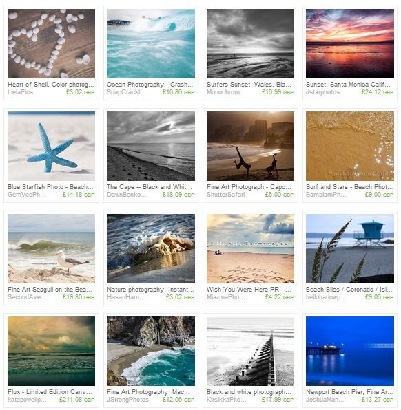 summer beach photography collection, including my surf and stars image. Sunny and inspiring. https://www.etsy.com/treasury/NDgzNTg4MDd8MjcyMzg0Nzg5NQ/beautiful-summer-beachocean-photography