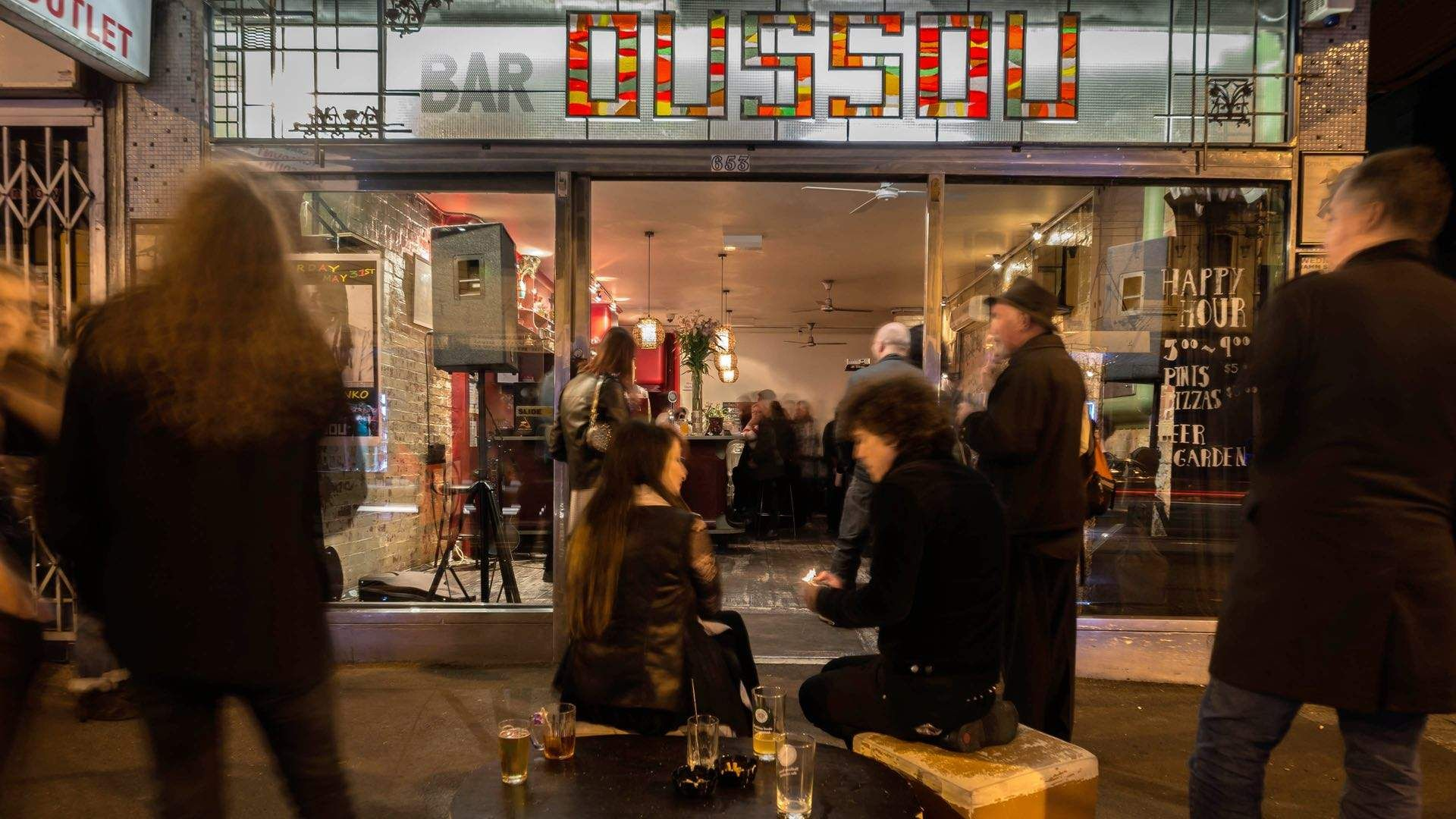 The Best Bars in Brunswick Concrete Playground