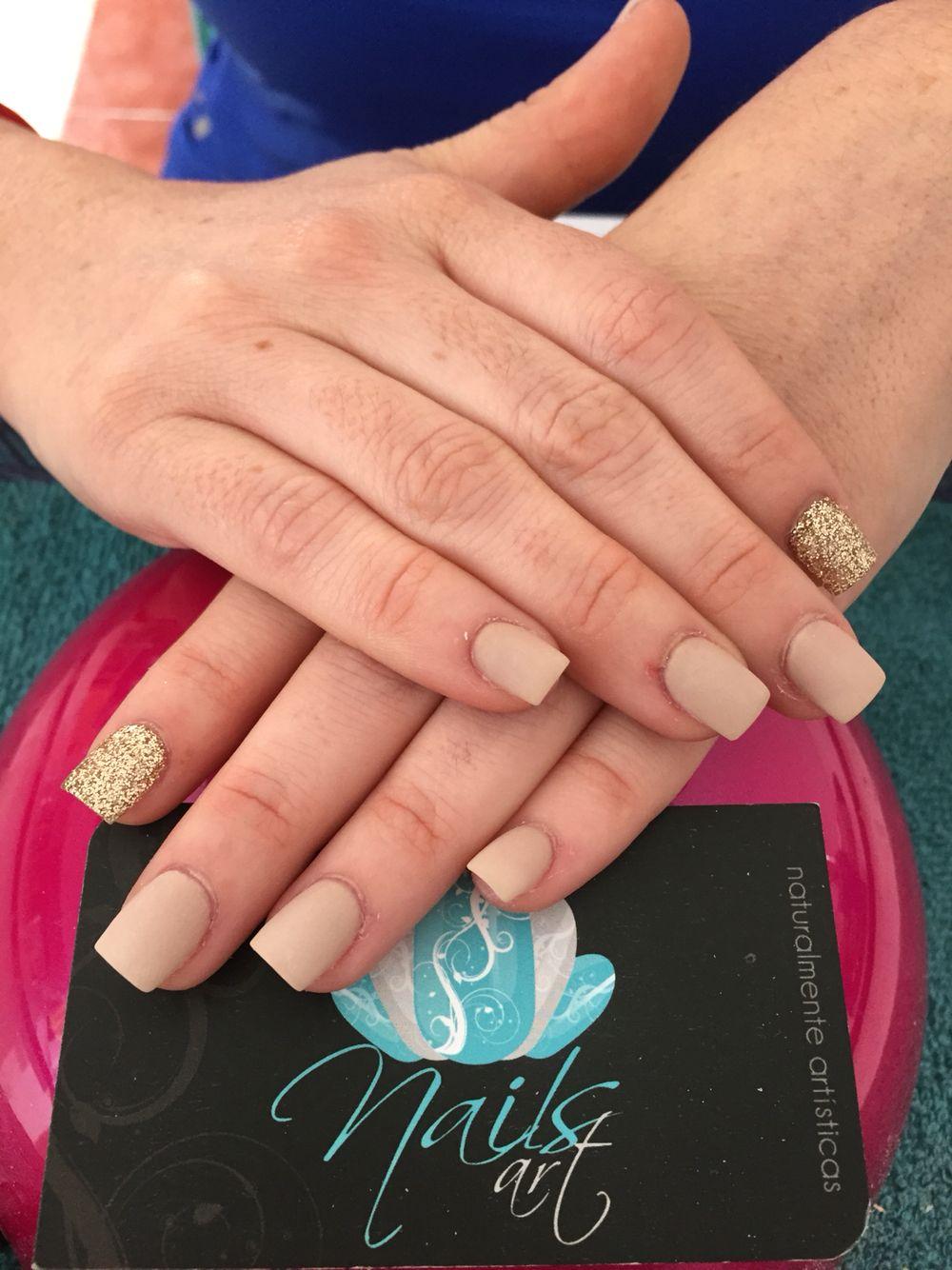 Acrylic nails nails art nude nails nails art pinterest nude nails nail nail and mani pedi - Nail art nude ...