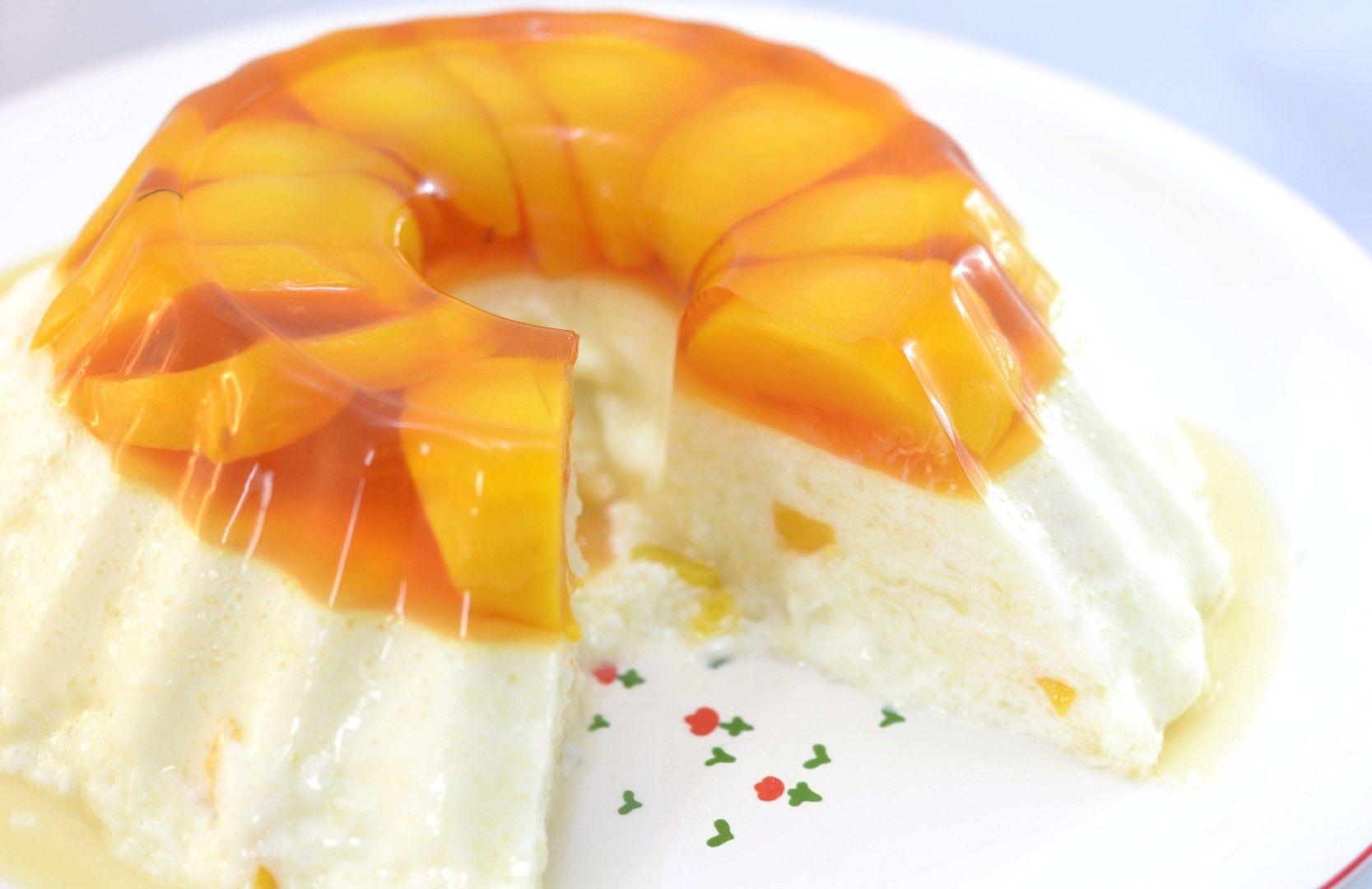 Nueva receta! Gelatina light con yogur de durazno. Clic para verla -> http://www.solopostres.com/re1147.html
