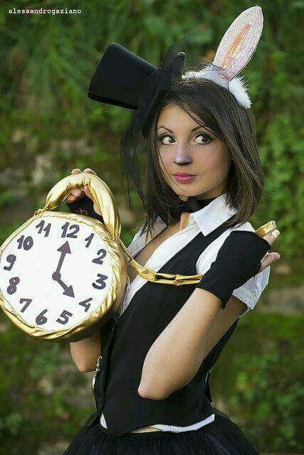 Pin By Tanisha Shinohara On Halloween Disney Halloween Costumes Wonderland Costumes Alice In Wonderland Costume