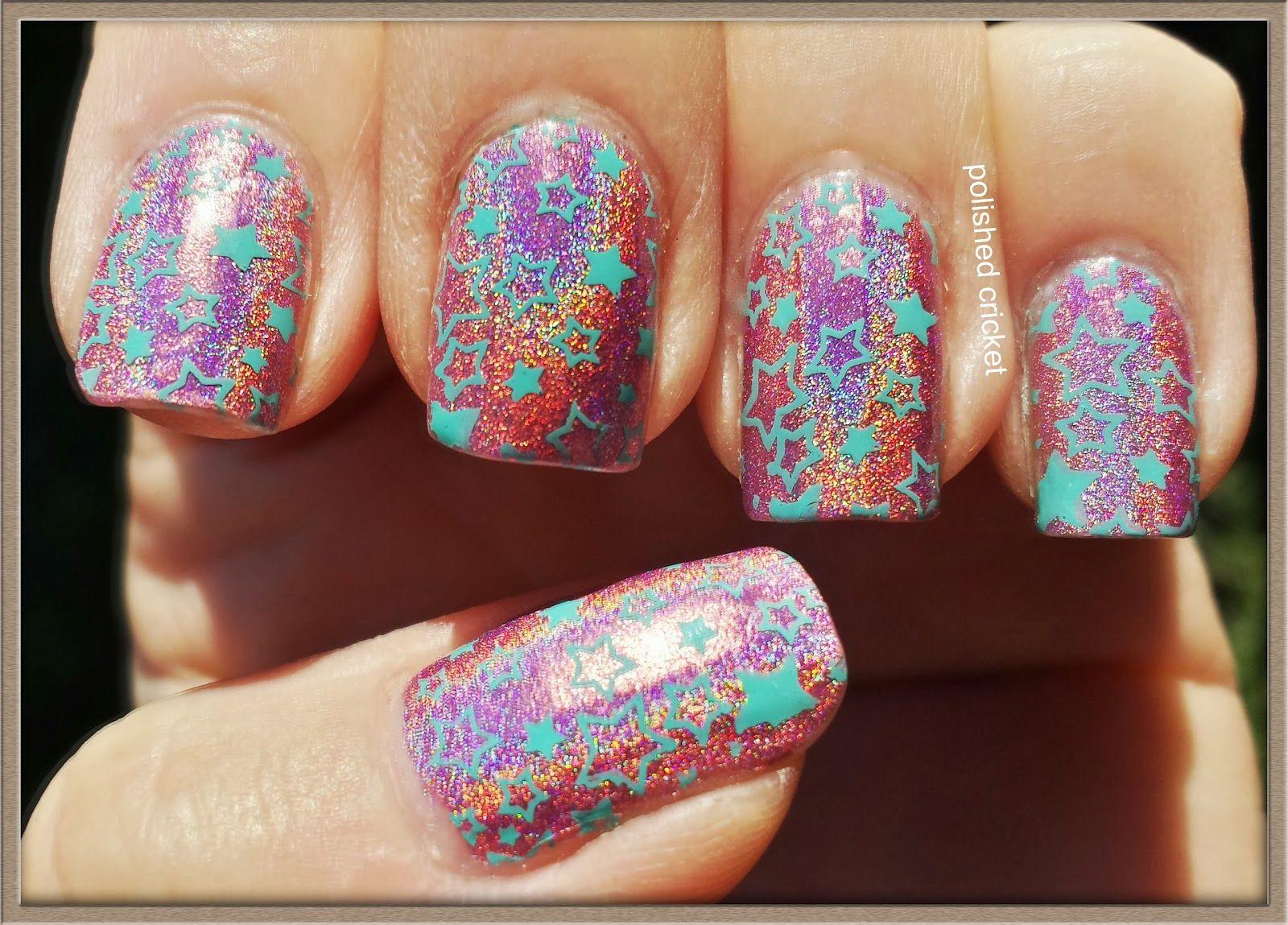 Konad m94 | Stamping nail art | Pinterest | Stamping nail art, Konad ...