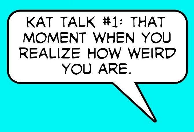 Kat talk