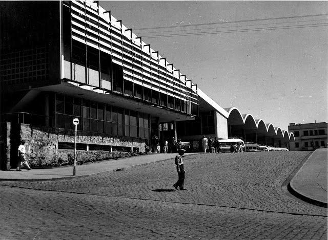 Fotos De Londrina Anos 1950 1960 E 1970 Londrina Rodoviaria