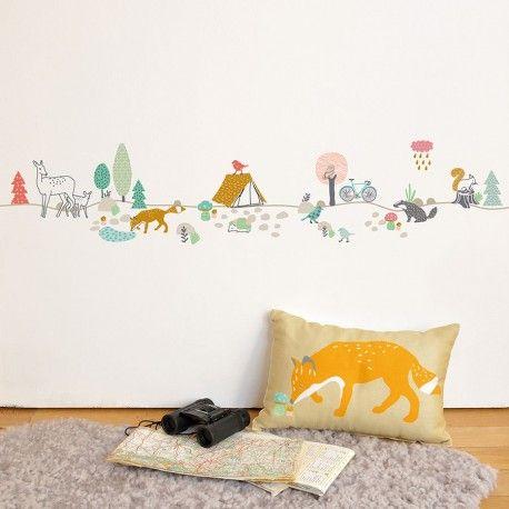 Stickers de qualité stickers muraux frises adhésives murales en vente chez pure deco