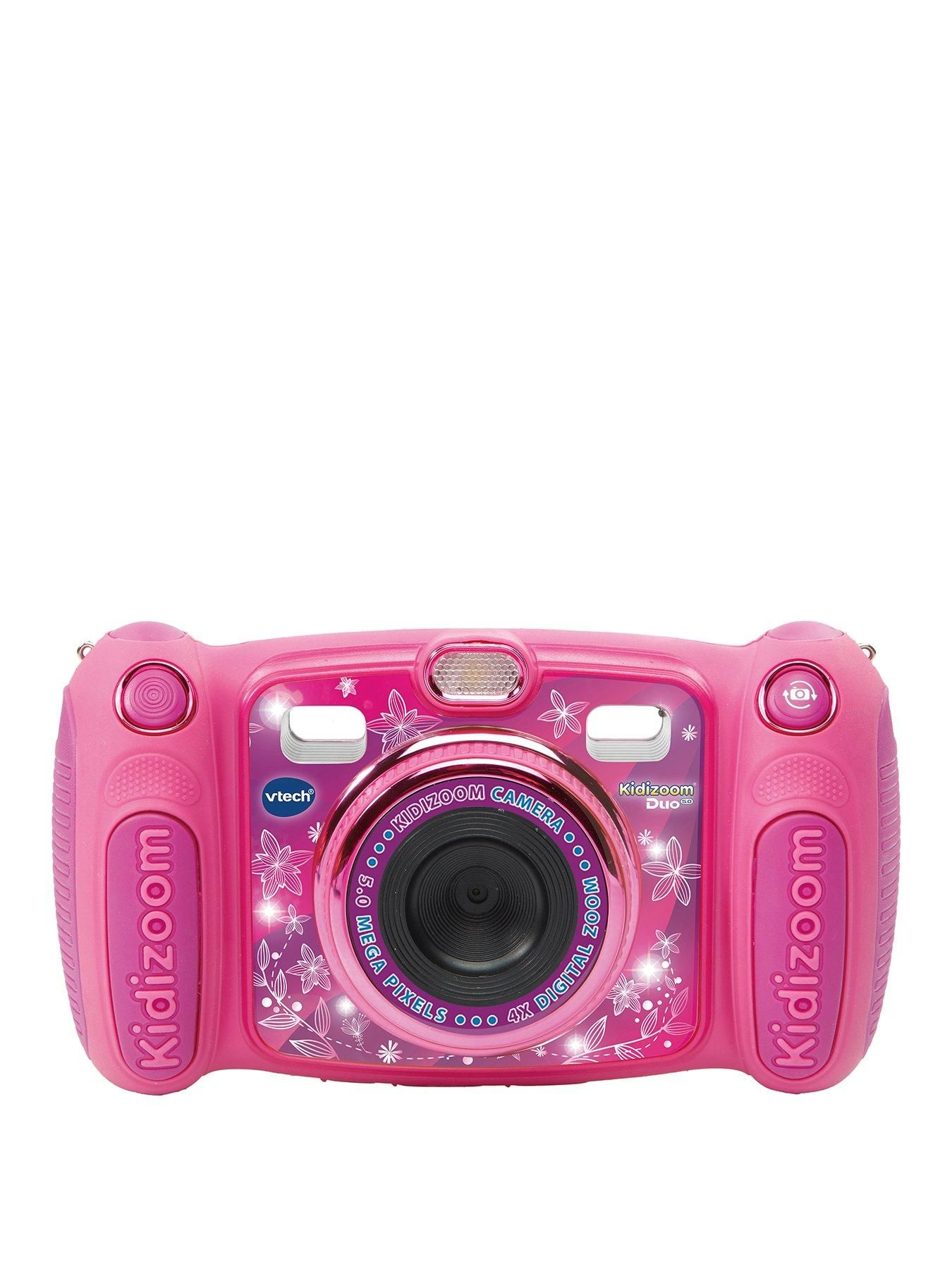Kidizoom Duo 5 0 Pink Christmas Presents For Girls Fun Learning Games Learning Toys