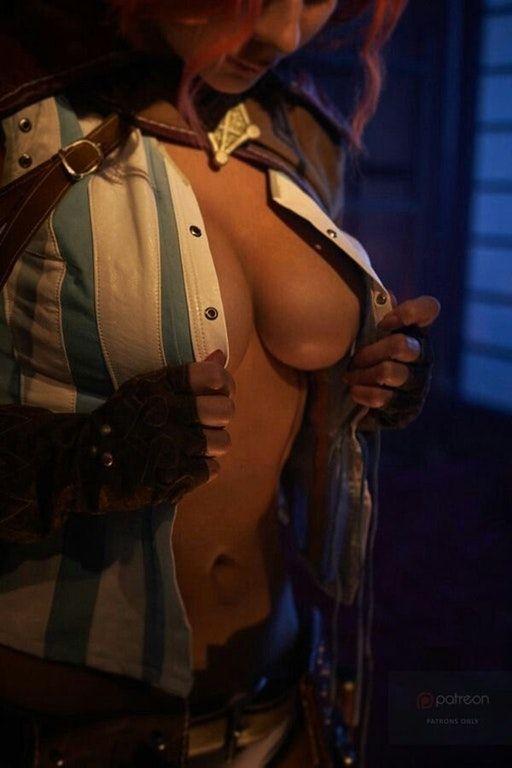 triss merigold nude