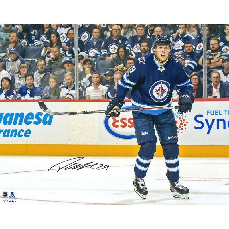sports shoes 4879e 67fdf Patrik Laine Winnipeg Jets Fanatics Authentic Autographed 16
