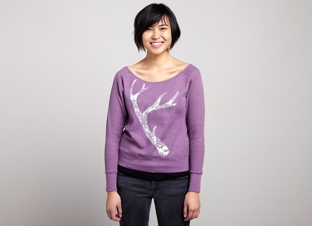 """Threadless Select """"Track"""" pullover"""