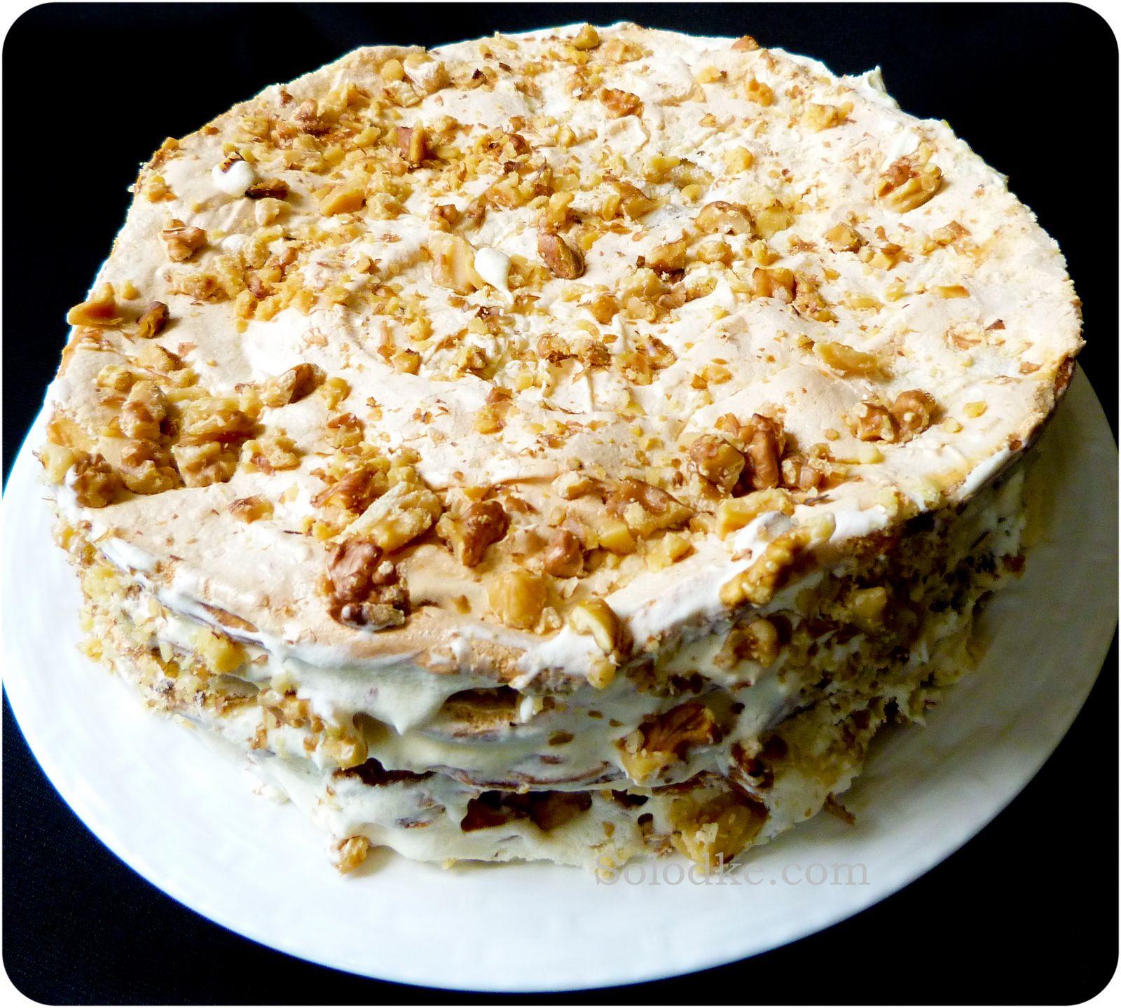 торт маркиза рецепт с фото пошагово так можно брать
