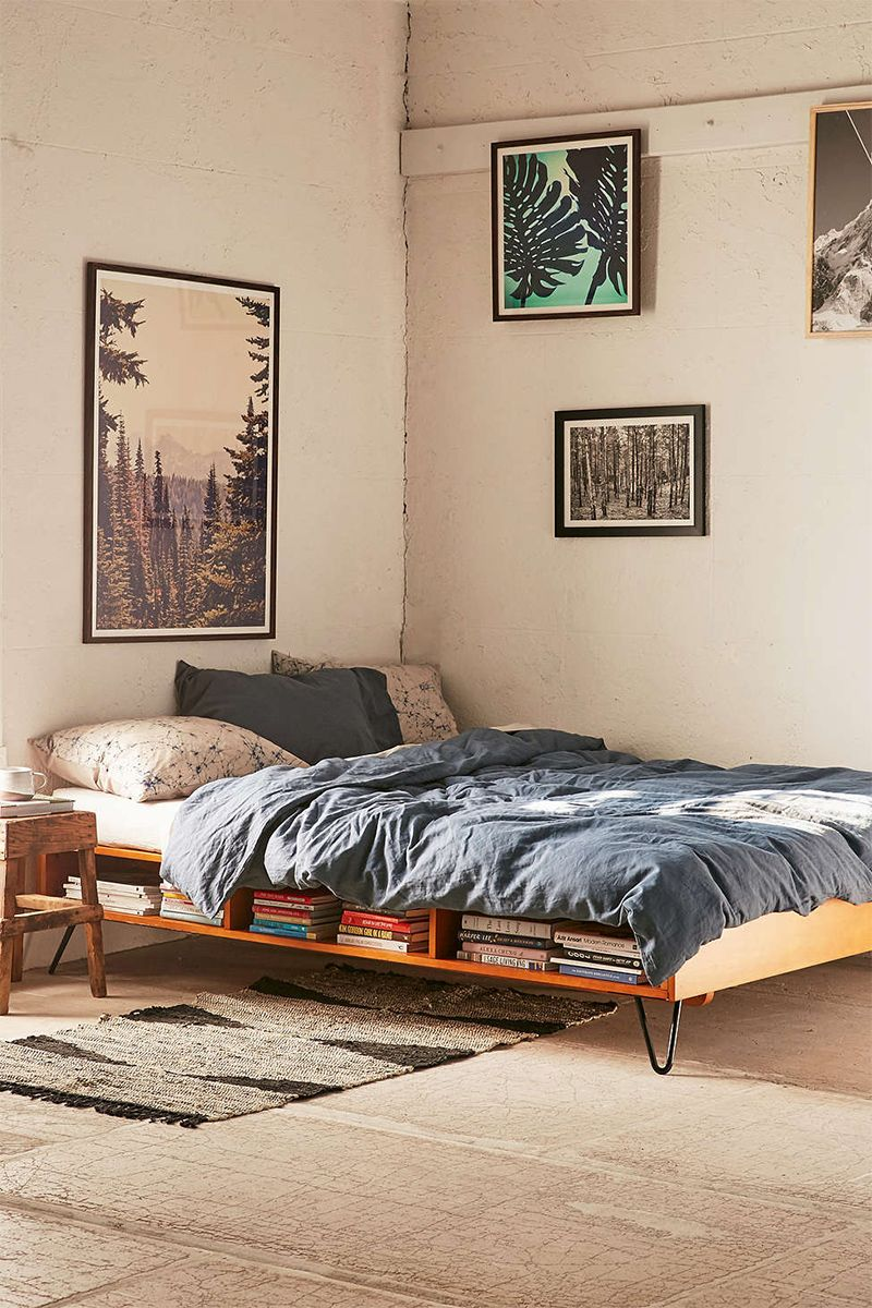Hairpin Legs Awesome Diy Furniture Ideas Beds Bedroom Bed