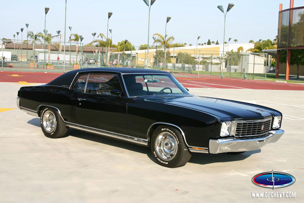 Chevy Monte Carlo 1970 Image Of Chevrolet Monte Carlo Year 1970