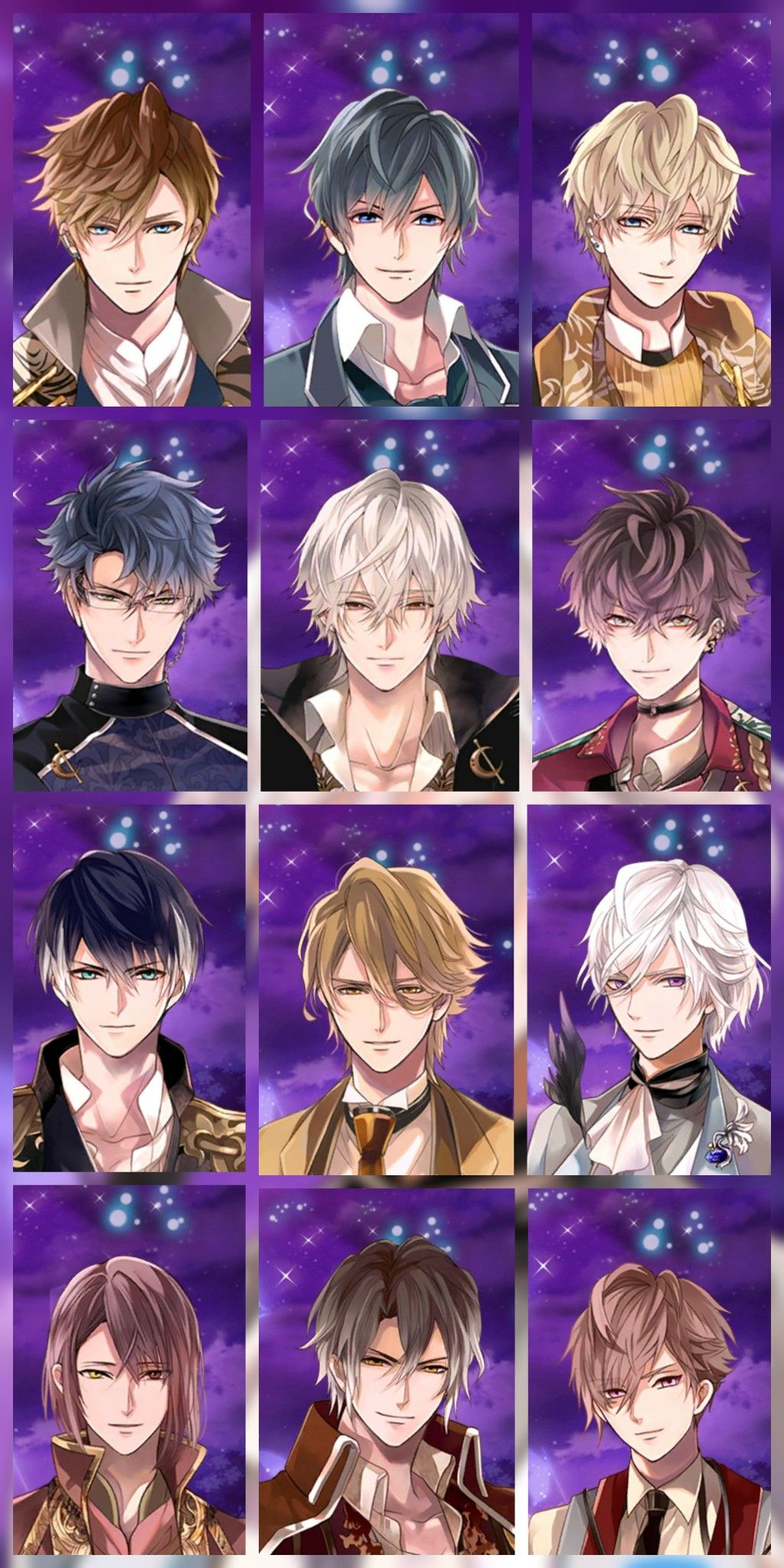 Nightmare Lovers Collage Anime Guys Anime Boy Hot Vampires
