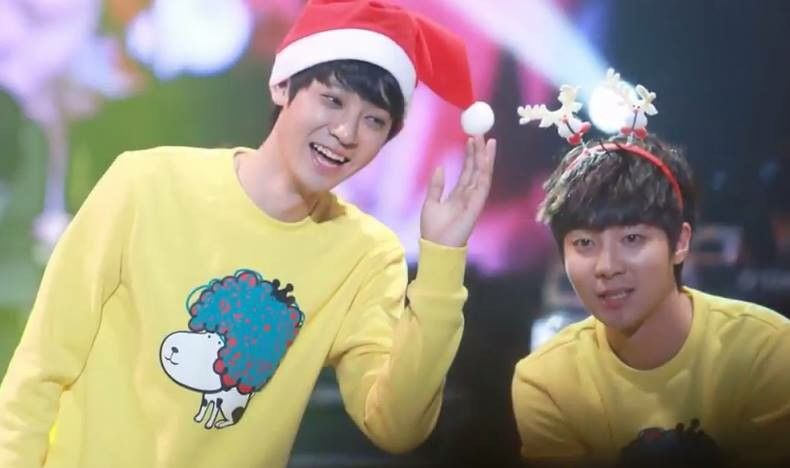 Merry Christmas Jung Joon Young